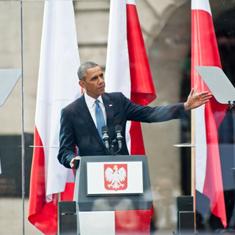 25 lat wolności Barack Obama